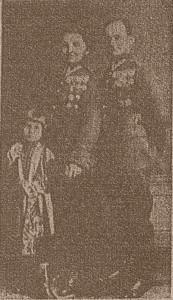 Eugeniusz Nowosielski z żoną Zofią i synem Darkiem2