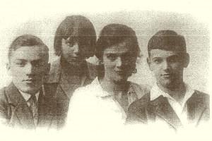 Jadwiga Makowiecka z dziećmi2