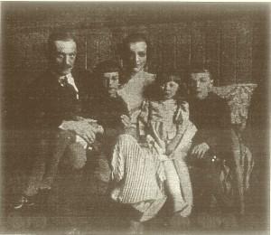 Stanisław i Jadwiga Makowieccy z dziećmi2